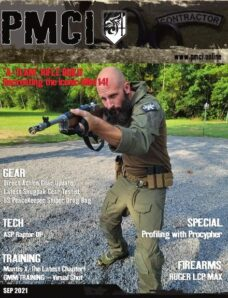 Private Military Contractor International – September 2021