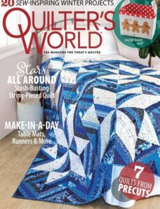 Quilter's World – Winter 2020