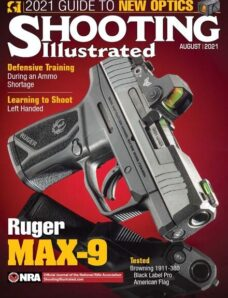Shooting Illustrated – August 2021