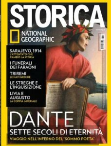 Storica National Geographic – Settembre 2021
