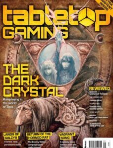 Tabletop Gaming – Issue 58 – September 2021