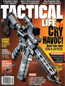 Tactical Life – August-September 2021