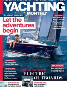 Yachting Monthly – October 2021