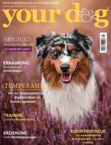 Your Dog Germany – August 2021