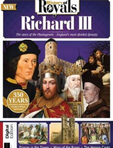 All About History – Book of Richard III & the Plantagenets – September 2021
