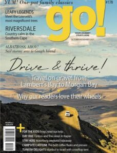 go! South Africa – October 2021