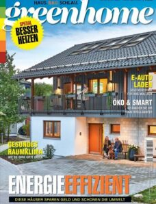 greenhome – September 2021