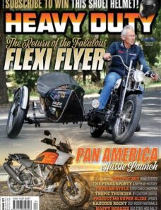 Heavy Duty – Issue 177 – July-August 2021