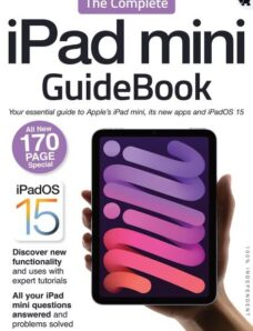 iPad Mini The Complete GuideBook – September 2021