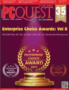 PCQuest – September 2021