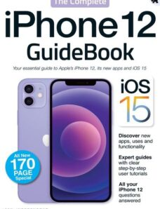The Complete iPhone 12 GuideBook – September 2021