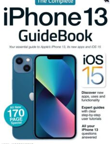 The Complete iPhone 13 GuideBook – September 2021