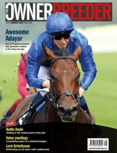 The Owner Breeder – Issue 204 – August 2021