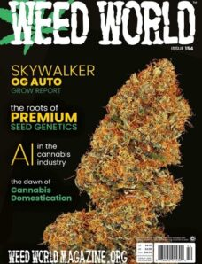 Weed World – Issue 154 – October 2021