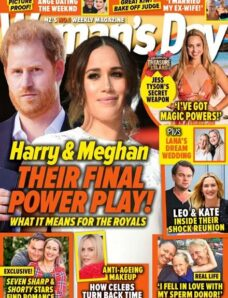 Woman's Day New Zealand – October 14, 2021